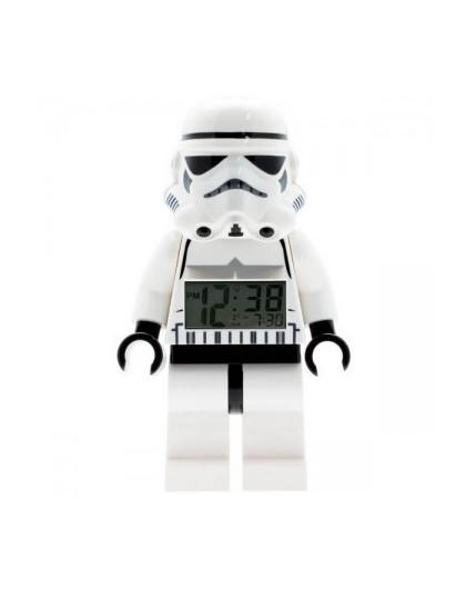 Réveil LEGO Star Wars Stormtrooper 740513