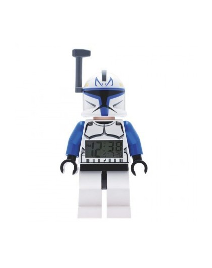 Réveil LEGO Star Wars Capitain Rex 740562