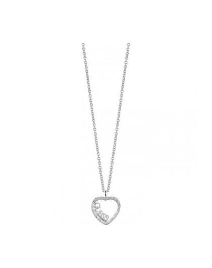 Guess Collier Guess Love Affair métal rhodié UBN83113- GPerduMesAiguilles.com