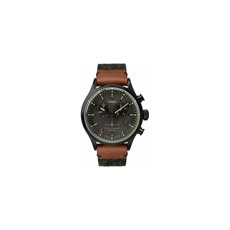 montre timex homme bracelet cuir