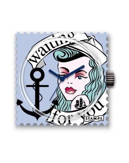 Boitier Montre Stamps 100547 Reeperbahn-GPerDuMesAiguilles.com