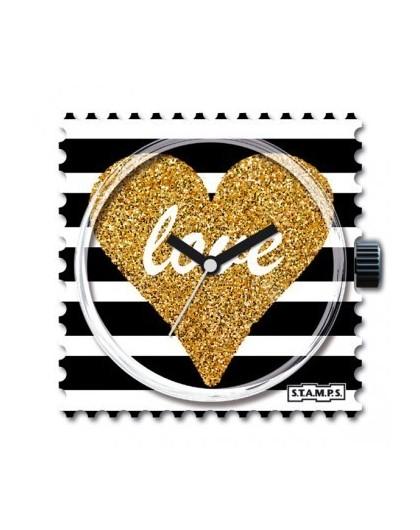 Boitier Montre Stamps 104650 Shiny Love-GPerDuMesAiguilles.com