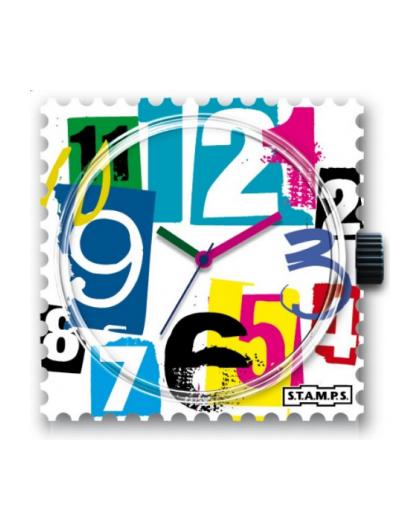 Boitier Montre Stamps 100354 Blackmail Watch-GPerDuMesAiguilles.com