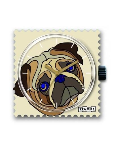 Boitier Montre Stamps 104291 Mopsy-GPerDuMesAiguilles.com