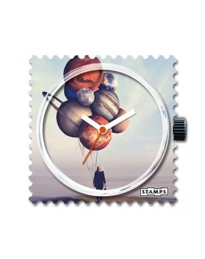 Boitier Montre Stamps 104652 Balloon Planets-GPerDuMesAiguilles.com