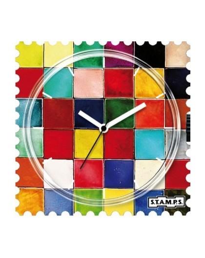 Boitier Montre Stamps 100314 Glazed Tile-GPerDuMesAiguilles.com