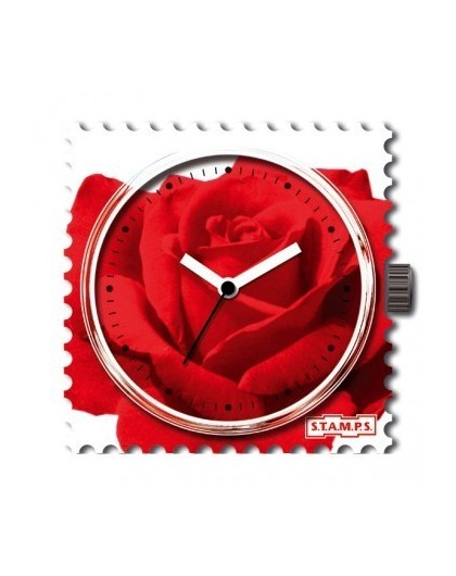 Boitier Montre Stamps 100029 Rose-Scented-GPerDuMesAiguilles.com