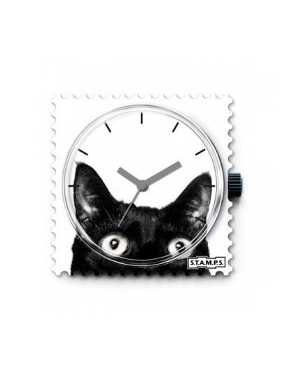 Boitier Montre Stamps 100164 Catwoman-GPerDuMesAiguilles.com