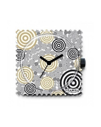 Boitier Montre Stamps 100101 Circle Game-GPerDuMesAiguilles.com