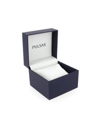 Montre Pulsar Homme Tradition Acier  PXH091X - 100 Mètres