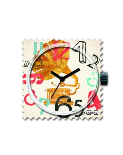 Boitier Montre Stamps 104812 Gramophone-GPerDuMesAiguilles.com