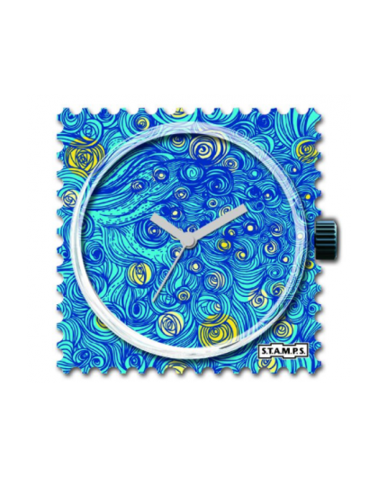 Boitier Montre Stamps 104821 Midnight in Paris-GPerDuMesAiguilles.com