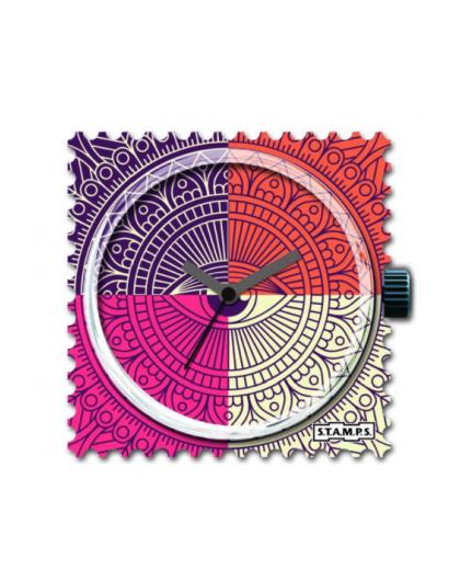 Boitier Montre Stamps 104822 Mystic Eyes-GPerDuMesAiguilles.com