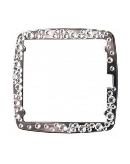 Entourage Montre Stamps 102294-4200 Full Metal Jack Diamond Siver Swarovski -GPerDuMesAiguilles.com