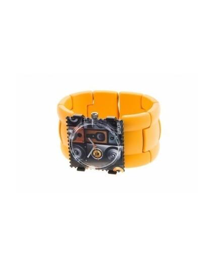 Bracelet Elastique Montre Stamps 103390-1400 Alpha Mustard-GPerDuMesAiguilles.com