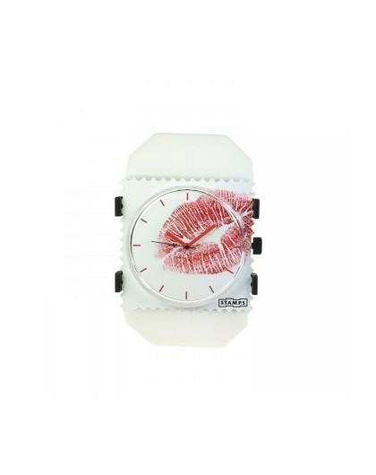 Bracelet Elastique Montre Stamps 102563-0200 Belta Y White-GPerDuMesAiguilles.com