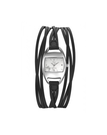 Montre Bering Homme Multifonction Acier Noir 14240-464