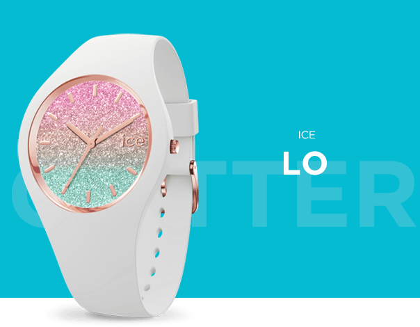 Ice Glitter / Ice Lo